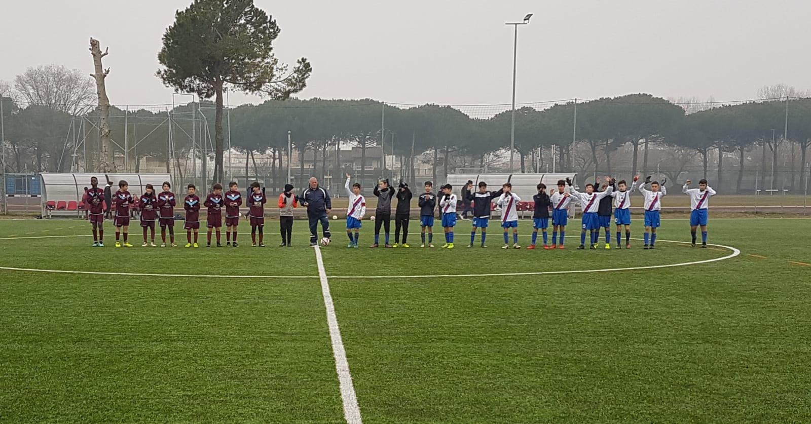 I 2008 a Pinarella prima della partita contro il Progresso (grazie a Marco Sambruna).